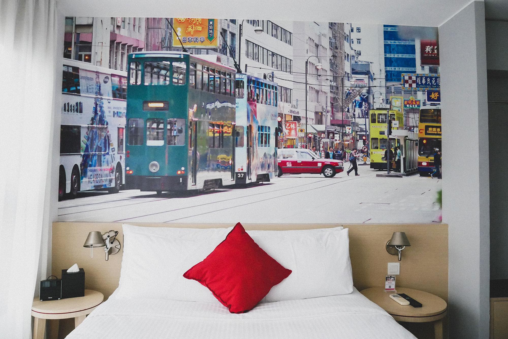 中環荷李活道彩鴻酒店,中环荷李活道彩鸿酒店,Travelodge Central Hollywood Road
